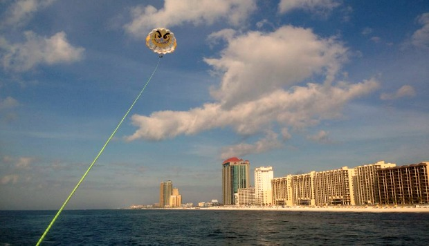 Chute Em Up Parasail Orange Beach AL