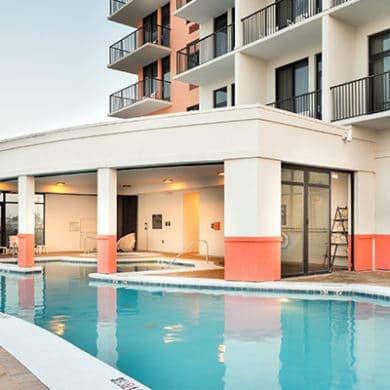 Hotel Property | Hampton Inn & Suites | Orange Beach AL | Featured Image